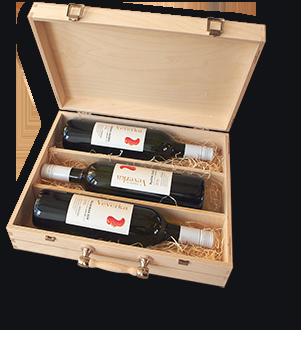 Dárková vína